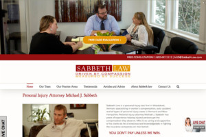 Sabbeth Law homepage